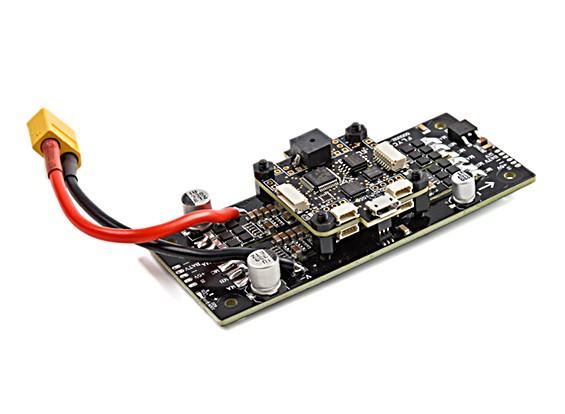 FlyColor 4合1 30A ESC W / F3 Filght控制器,PDB和BEC