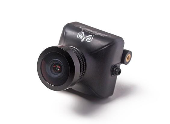 RunCam猫头鹰加700TVL微型摄像机FPV  - 黑色(PAL版)
