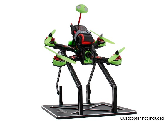 MultiStar Launch Pad and Workstation for Multirotors / Drones