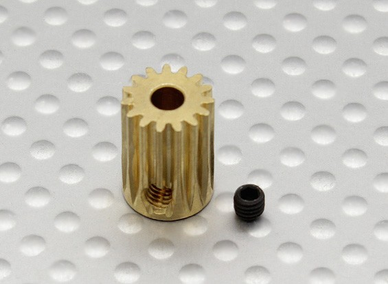 小齿轮3毫米/ 0.5M 15T(1个)