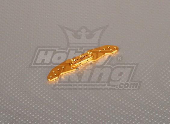 数控JR 3.5英寸的偏移量(#4-40)黄金