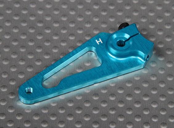 数控重型铝1.5英寸伺服臂 - 海泰克(蓝色)