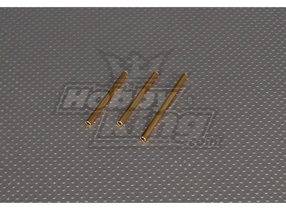 数控燃油管4毫米金