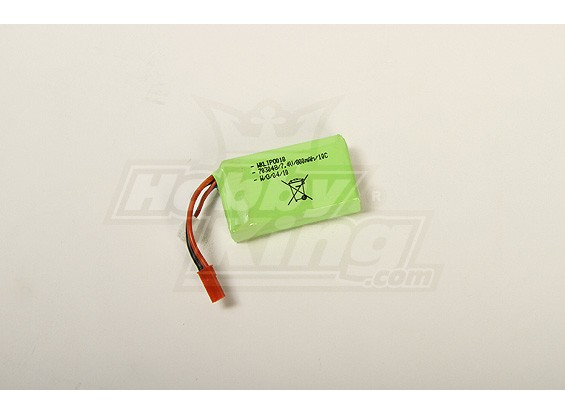 科尔HM-4#(2.4G)-Z-28锂聚合物电池(7.4V 800mAh的)