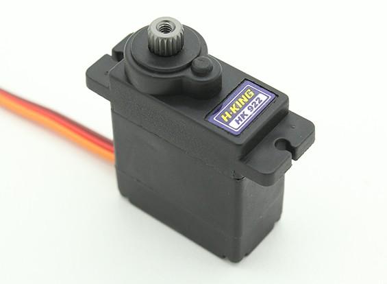 HobbyKing™HK-922MG数字伺服MG1.8公斤/ 0.07sec /12克