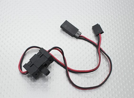 RS260-63001-2接收机开关 - 巴哈260和260S