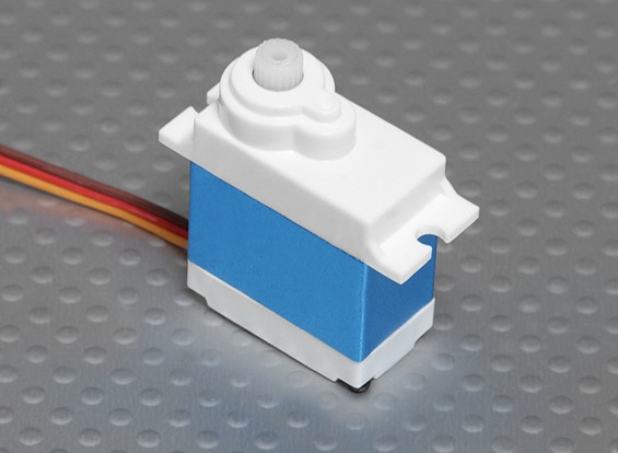 HobbyKing™HKSCM16-5单芯片数字伺服2公斤/ 0.15sec /13克