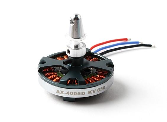 AX-4005-650kv无刷电机四轴飞行器
