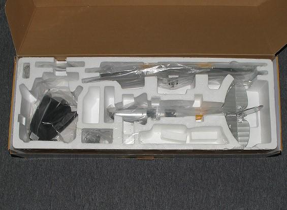 SCRATCH / DENT Hobbyking微虎蛾560毫米W /展示架(PNF)