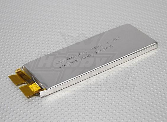 Turnigy 5000mAh的1S 40C Lipoly(单细胞)