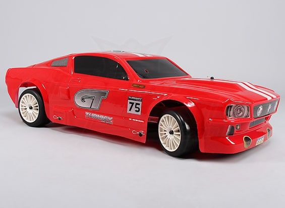 Turnigy 1/5比例23CC 2WD在道路赛车