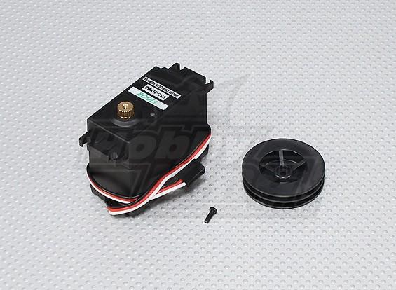 活力VSD-11YMB MG / HV超大360度/绞车伺服0.75sec /28公斤/150克
