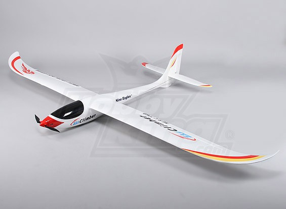 Skyclimber EPO滑翔机4通道2008毫米(RTF)(模式2)