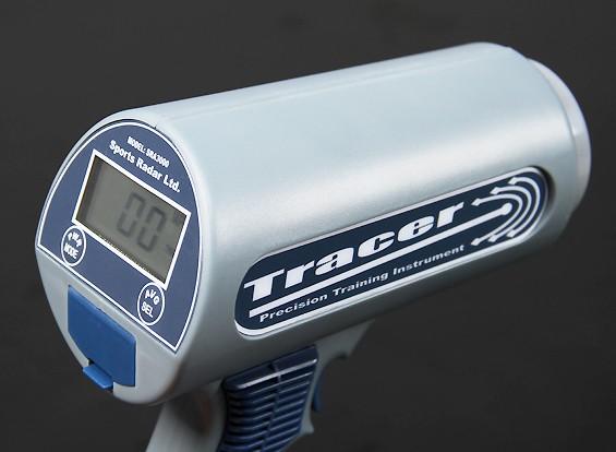 LCD雷达测速枪5  -  199英里/ KPH SRA3000