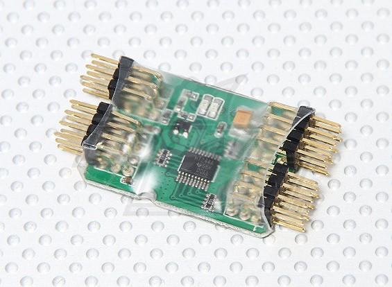 无线好友箱系统4路(双RX控制器)