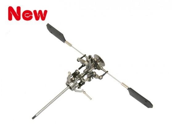 Gaui H200V2 CNC旋翼头与斜盘组件(203689)