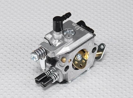 RCG 50cc的更换化油器