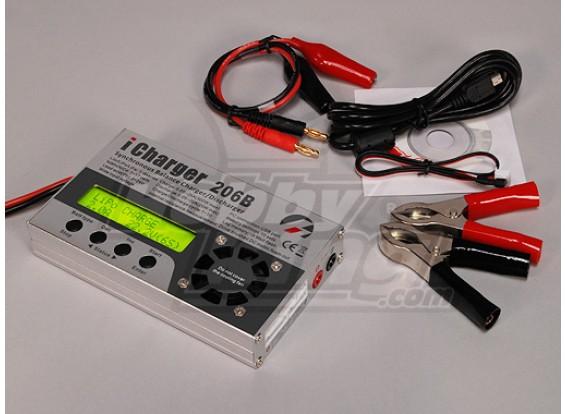 过长,iCharger 206B 300W 8S平衡/充电器