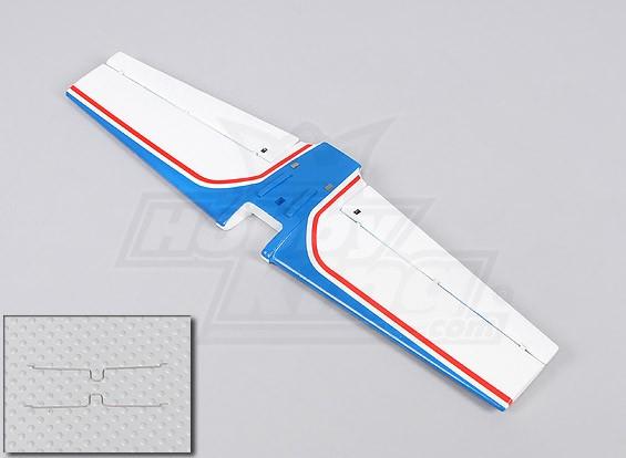 油滑360微 - 更换主翼