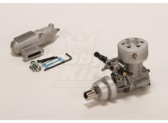 ASP 21M二冲程水冷发动机发光