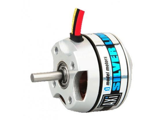 AXi含义二十零分之二千二百〇八银色线条无刷电机