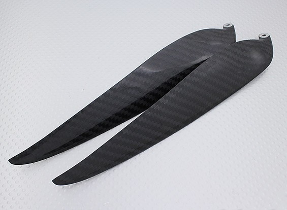 折叠式碳纤维螺旋桨18x11(1个)