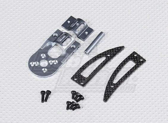 Turnigy爪V2电机安装/起落架套装
