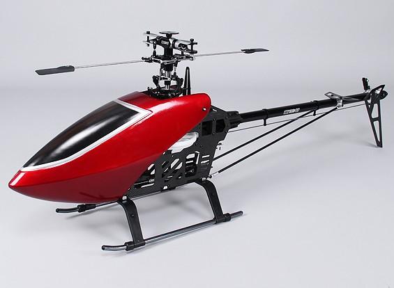 HK-550GT 3D皮带传动电力直升机套件