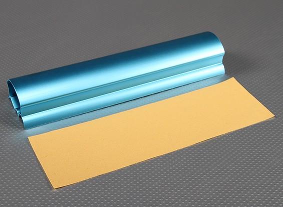 重型10英寸的合金多轮廓手桑德(蓝色)