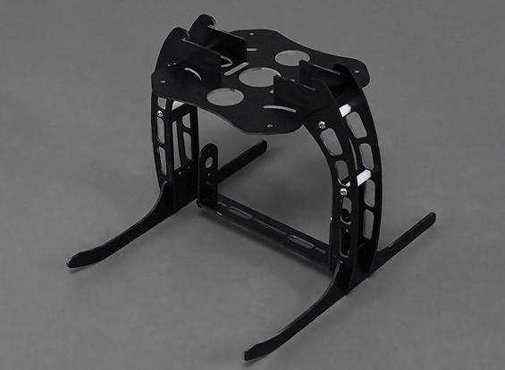 Hobbyking X550玻璃纤维倾斜摄像机架