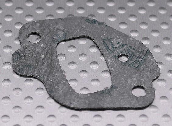 更换化油器下垫片为Turnigy 30cc的燃气发动机