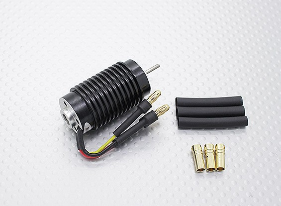 B20-40-16L-FIN无刷电机内转子3600kv