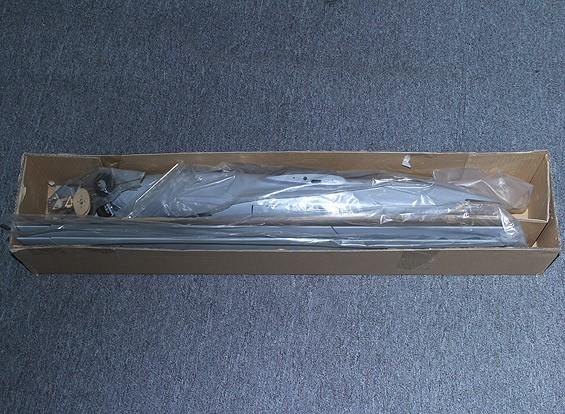 SCRATCH / DENT靶机玻纤FPV平台1520毫米(ARF)
