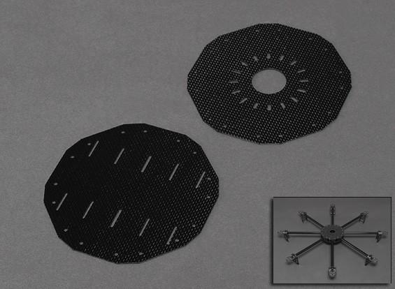 Turnigy爪Octocopter板设置。
