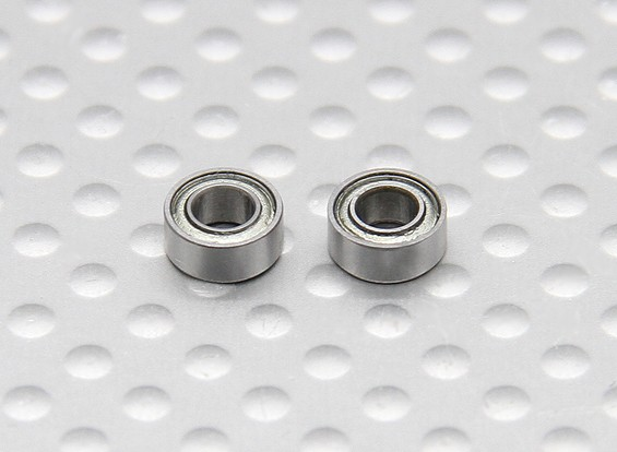 Turnigy FBL100球轴承6x3x2.5mm(2件/袋)