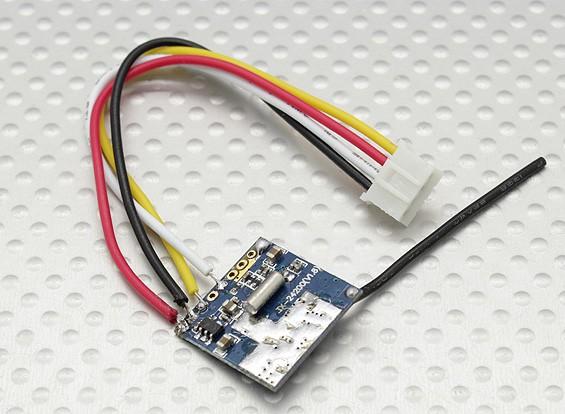 2.4GHz的4通道影音传输200mW的FPV