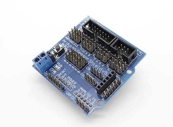 Kingduino传感器屏蔽V5.0传感器扩展板