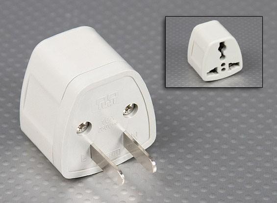 日本标准JIS C 8303多标准插座适配器