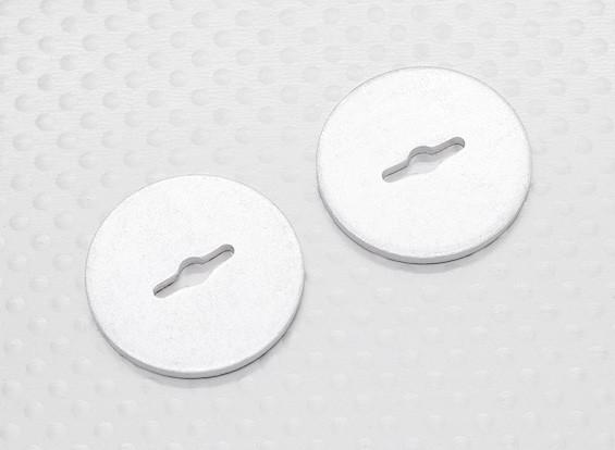 滑动式离合器片(2件/袋) -  1/10 Quanum防暴四轮驱动赛车越野车