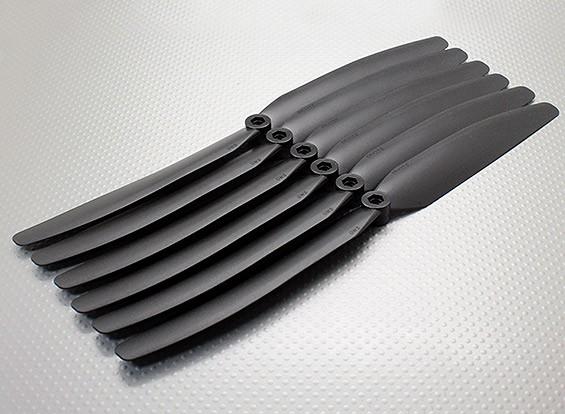GWS EP螺旋桨(DD-1170 279X178mm)黑(6件/套)