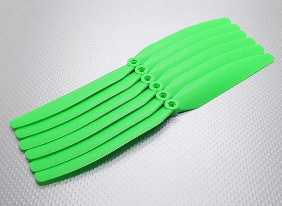 GWS EP螺旋桨(DD-1170 279X178mm)绿色(6件/套)