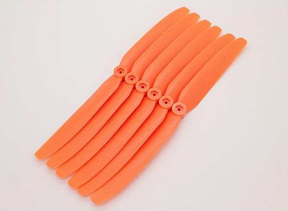 GWS EP螺旋桨(DD-9050 229x127mm)橙色(6件/套)