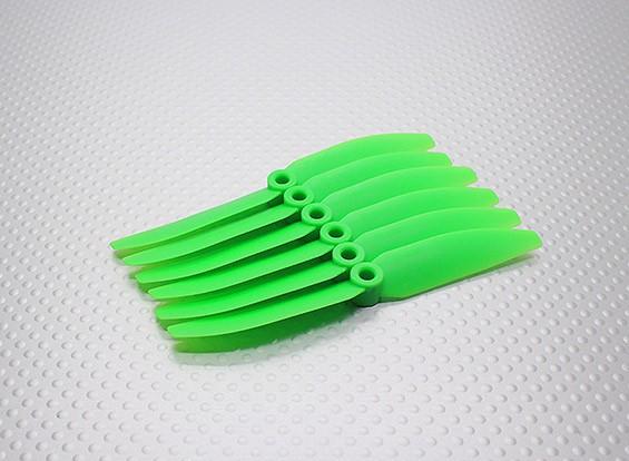 GWS EP螺旋桨(DD-4040 102x102mm)绿色(6件/套)
