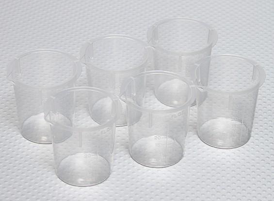 业余爱好量杯(6件)