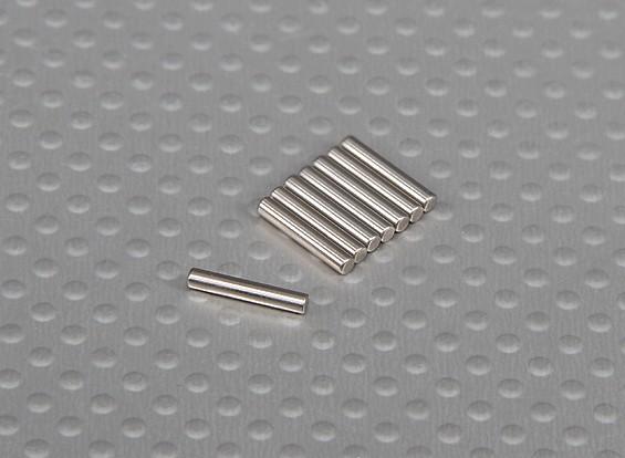 引脚(10x2mm)1/10 Turnigy球场国王2WD Truggy(8只/袋)