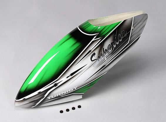 Turnigy高端玻璃天蓬为Trex公司700E