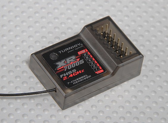 Turnigy XR7000S接收机Turnigy 6XS TX