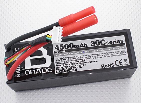 B级4500mAh的4S 30C HARDCASE包