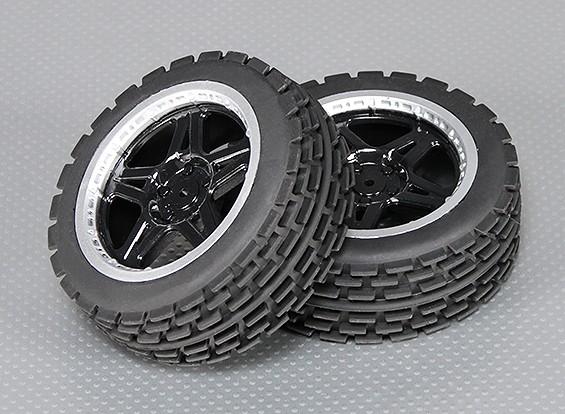 前轮胎套装 -  A2033(2个)