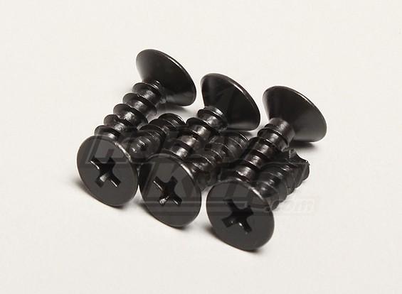 平头螺丝菲利普M5 * 16(6件) -  Turnigy泰坦1/5和雷霆1/5